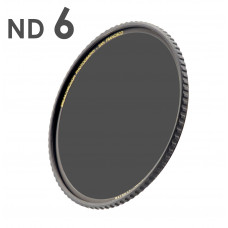 X4 ND-Filter 77mm - ND6 (6 Blenden)
